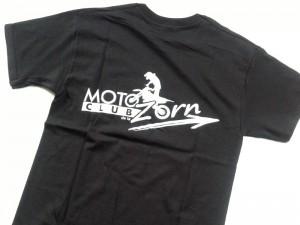 T-shirt Moto Club Zorn